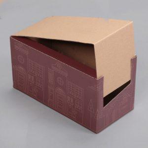 cutii stantate din carton ondulat